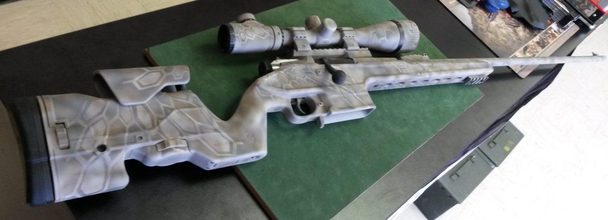 Custom Duracoat Mosin Nagant