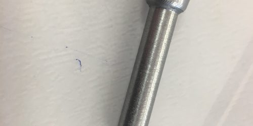 Replacement bolt handle for 22 rifle